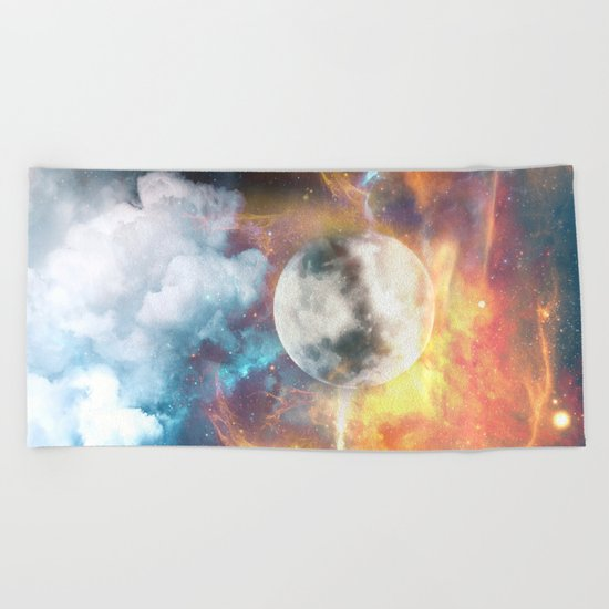 Eveything Out There's Changing Beach Towel