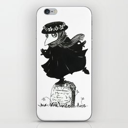 Tombstone Trot iPhone Skin