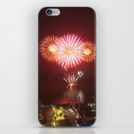 Canada Day. iPhone Skin