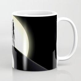 Jack Skellington & Sally Coffee Mug