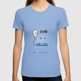 1 in Million T-shirt