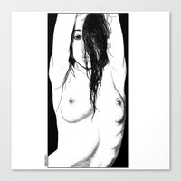 apollonia Canvas Prints featuring asc 550 - Amalia Cipriani Sant'Arcangelo by From Apollonia with Love