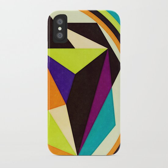 Angle Management iPhone Case