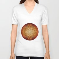 infinite V-neck T-shirts featuring Infinite by Jetter Green