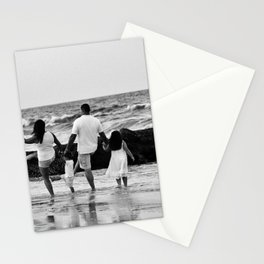 Kicking Waves Stationery Cards