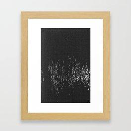 INTERFERENCES Framed Art Print