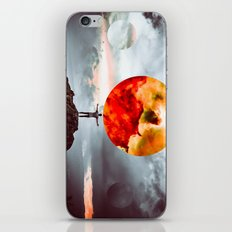 world of possibilities iPhone & iPod Skin