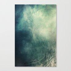 Mystical Roots Canvas Print