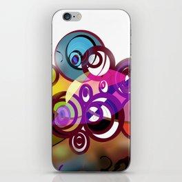yep ka woohoo iPhone Skin