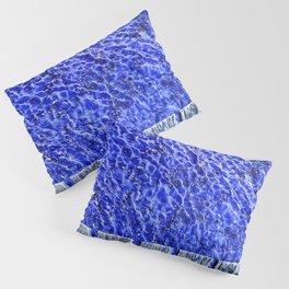 Water blue, Annecy Pillow Sham