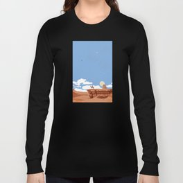 OUT WEST Langarmshirt