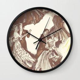 Having A Ball ! Wall Clock