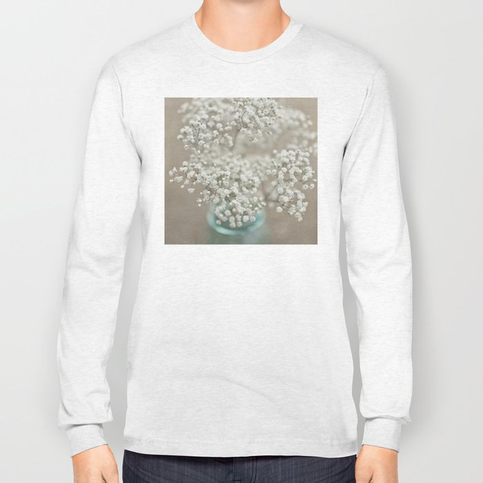 Baby's Breath  Long Sleeve T-shirt
