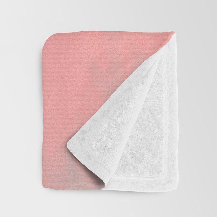 CHEMIN ROSE Throw Blanket