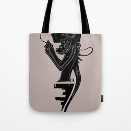 Bandit Queen (inverted) Tote Bag