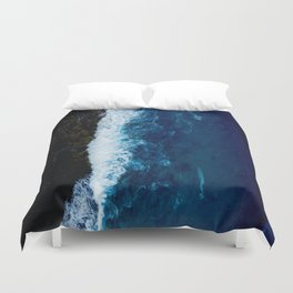 Sea 8 Duvet Cover