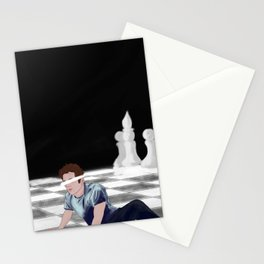 chessboard Stationery Cards