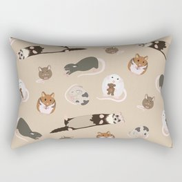 small pets Rectangular Pillow