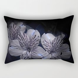 Lily in the Dark Rectangular Pillow