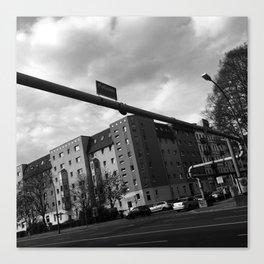 Berlin #1 Canvas Print