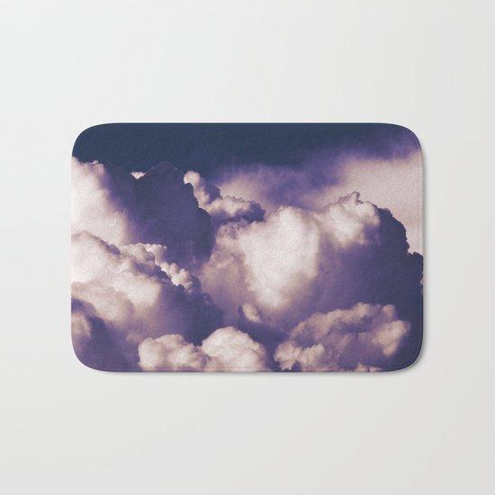 Summer clouds Bath Mat