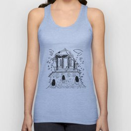Swarms Unisex Tank Top