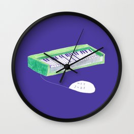 Hey Jude Wall Clock