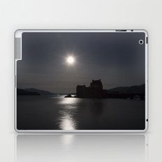 Eilean Donan Castle by Moonlight Laptop & iPad Skin