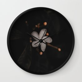 Flower Photography by Riad ahmed Wall Clock