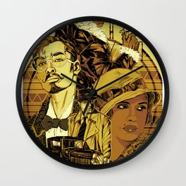 Blackjack: How Dark the Knight Wall Clock
