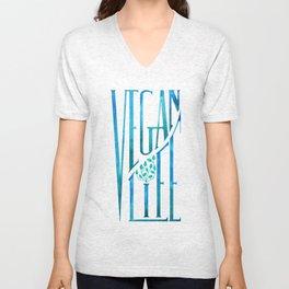 Vegan Life Unisex V-Neck