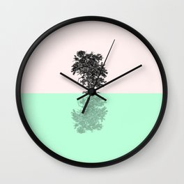 Tranquility Landscape Wall Clock