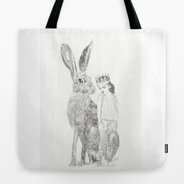 A Bigger World Tote Bag