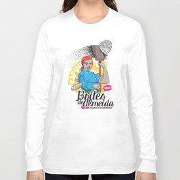 The Aljubarrota Bread Maker Long Sleeve T-shirt
