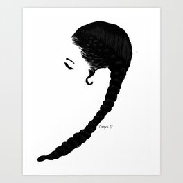 The Crown You Will Always Wear 2 Art Print