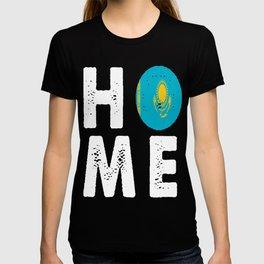Home Kazakhstan T-shirt