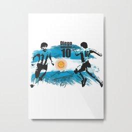 Diego Vs Diego Metal Print