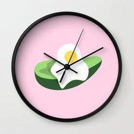 Happy Egg Wall Clock