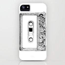 vintage k7 iPhone Case