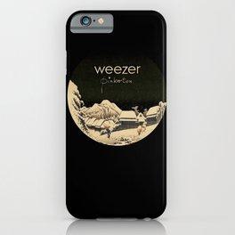 Weezer Pinkerton iPhone Case