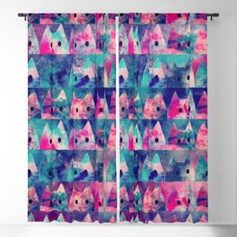 cats 37 Blackout Curtain