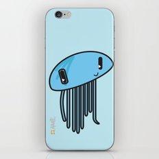 My Kawaii Jellyfish! iPhone & iPod Skin