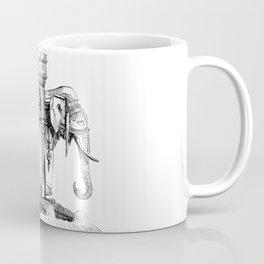 Monumental Elephant Coffee Mug