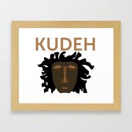 Kudeh Framed Art Print