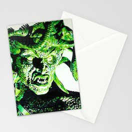 Clash of the Titans: Medusa Stationery Cards