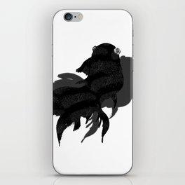 FISH PARADISE iPhone Skin