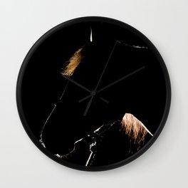 XIX Wall Clock