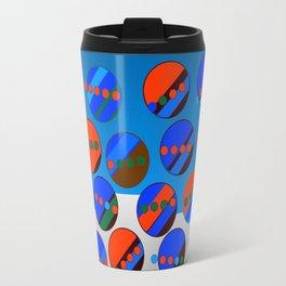 Bubbes Blues Travel Mug