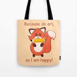 Commisions | foxy artist Tote Bag