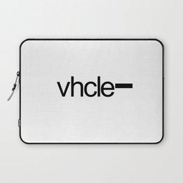 Vhcle Magazine Logo Laptop Sleeve
